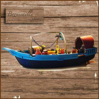 bateau Playmobil customisé-2