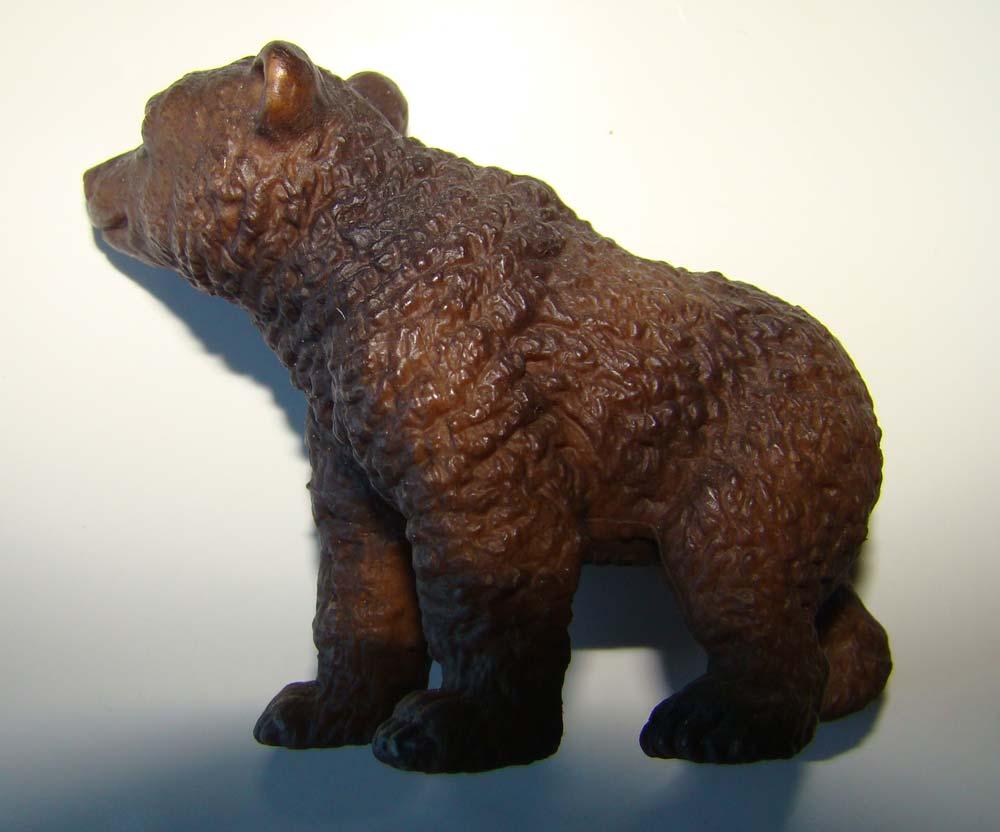 figurine d'ourson