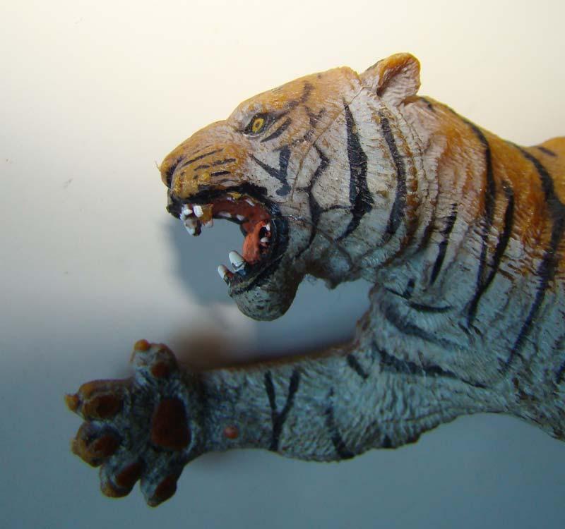 figurine tigre Papo