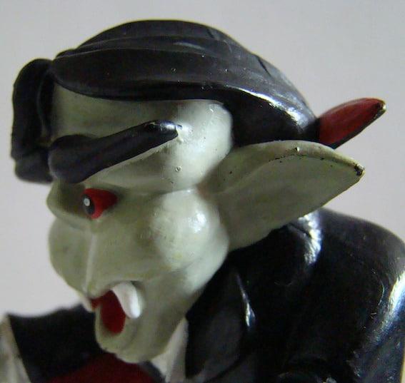 figurine de vampire