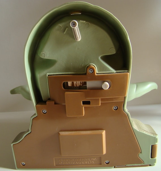 tête de Yoda-playset-micromachines