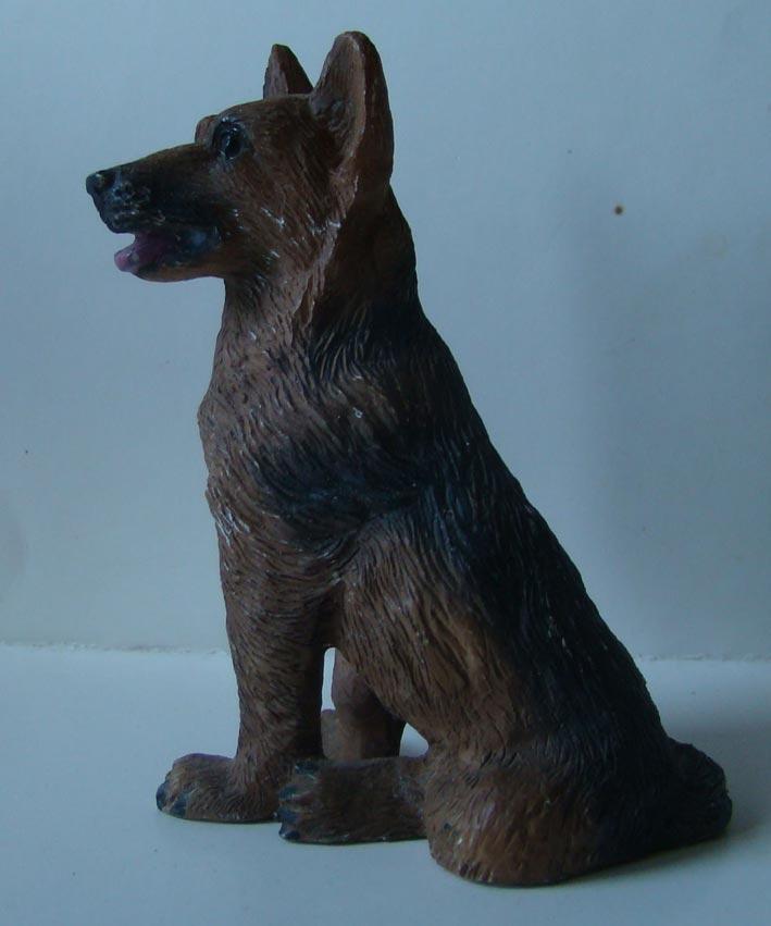 figurine Berger allemand