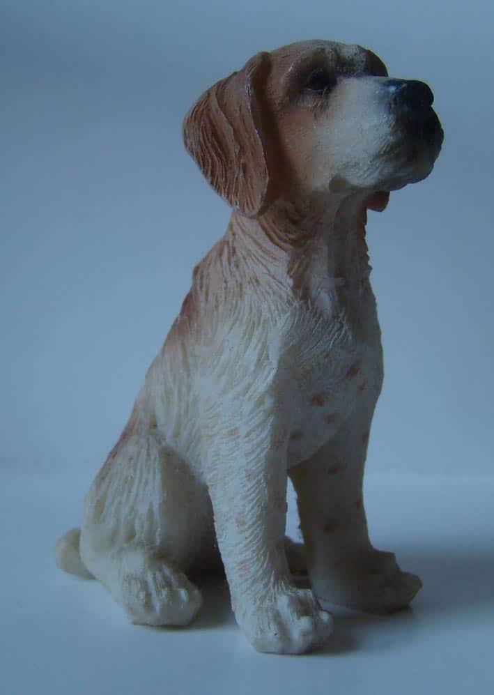 figurine Épagneul breton