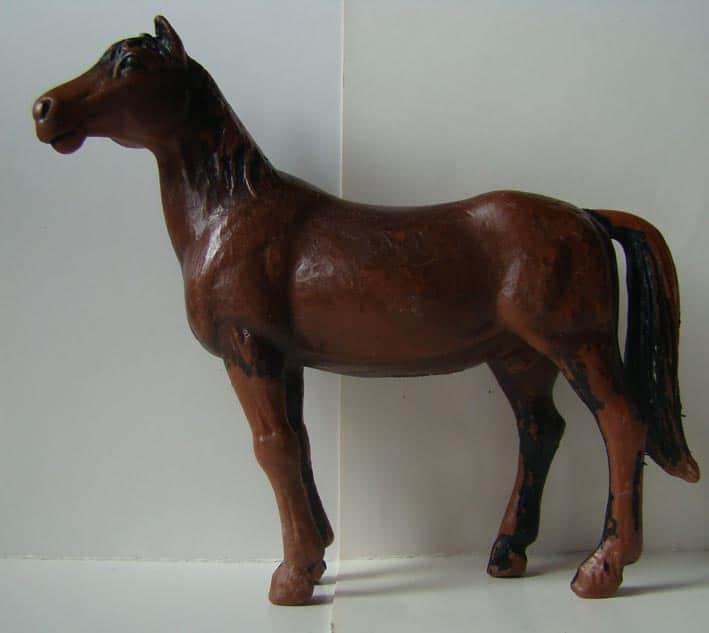 le cheval - les animaux de la ferme