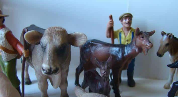 figurines-les animaux de la ferme