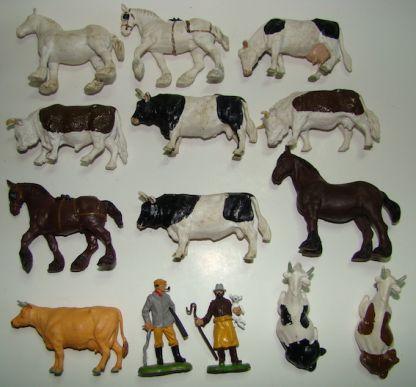 figurine-Britains-animaux de la ferme