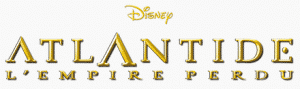 logo Atlantide - Disney