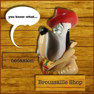 figurine de Droopy