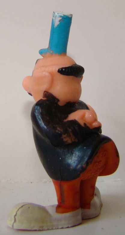 figurine du gardien de zoo de Pif gadget