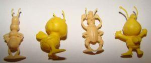 figurines-maya l'abeille-Kinder