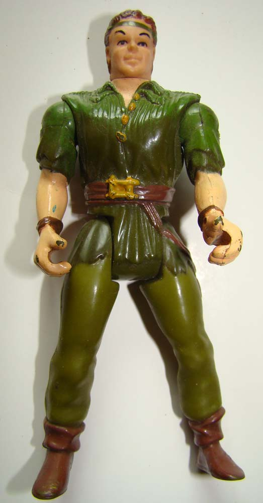 figurine Peter Pan (Hook)