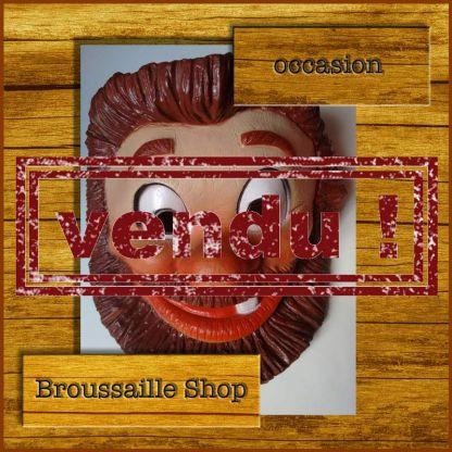 Masque de Ribouldingue