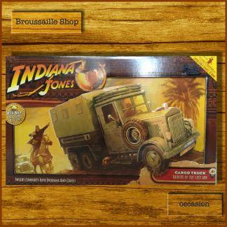 Camion Indiana Jones