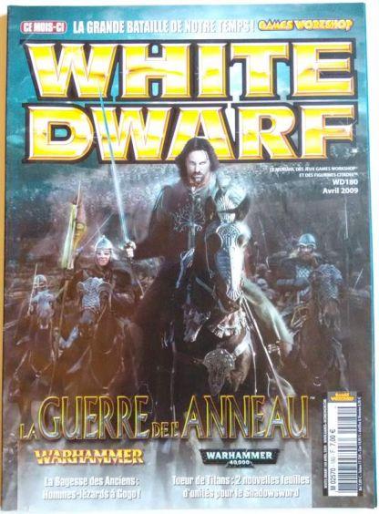 Revue White Dwarf 180