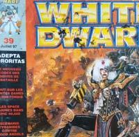 Revue White Dwarf 39