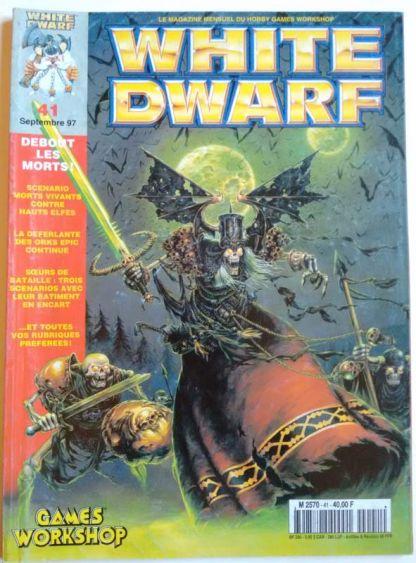 Revue White Dwarf 41