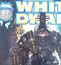 Revue White Dwarf 87