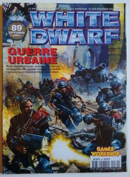 Revue White Dwarf 89