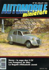 Revue Automobile miniature n°86