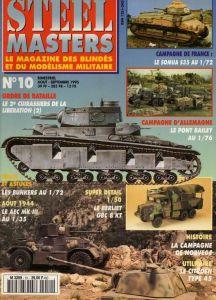 Revue Steels Masters n°10