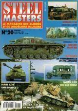 Revue Steels Masters n°20