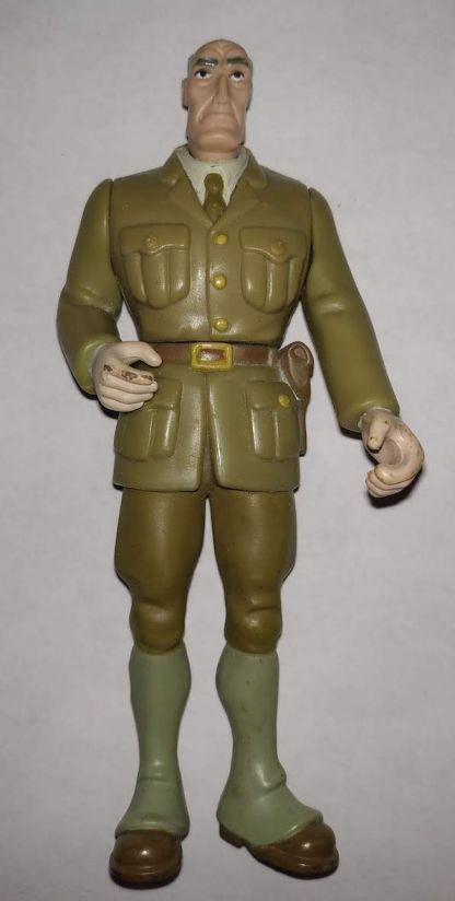 Atlantide Commandant Lyle