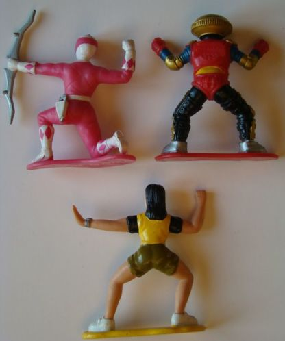 Figurines PowerRangers-1
