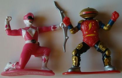 Figurines PowerRangers-3