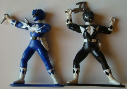 Figurines PowerRangers-4