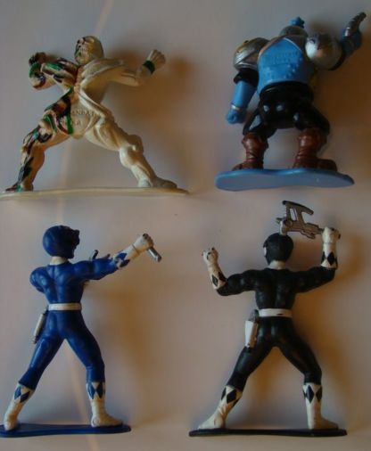 Figurines PowerRangers-6