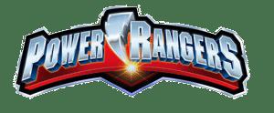 "Logo ""Power Rangers"""