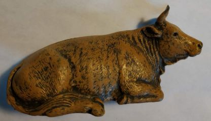 Figurine de crèche Vache