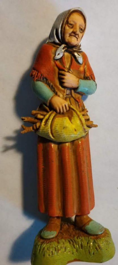 Figurine de crèche Paysanne
