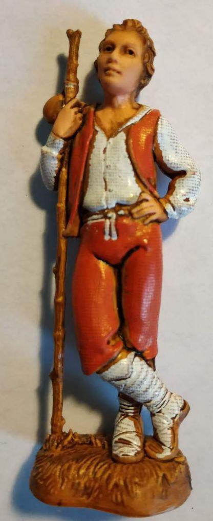 Figurine de crèche Paysan